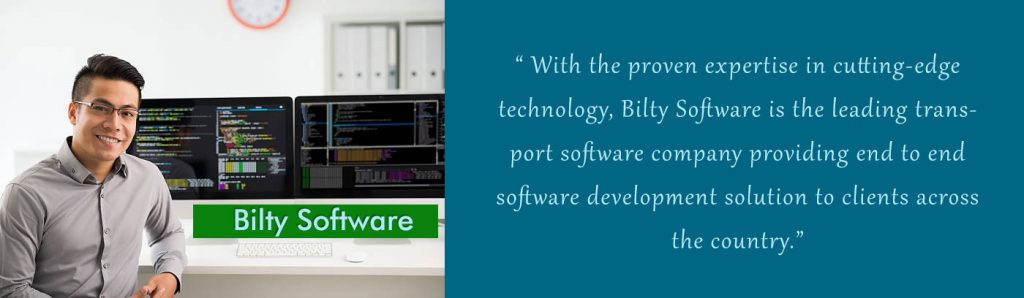 about bilty software
